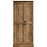 Rural Pine 2-Door Swing Out Storage Cabinet 427959