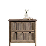 Washed Walnut 2-Drawer Lateral File Cabinet 428191