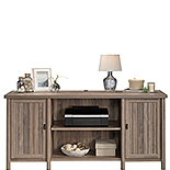 Washed Walnut Home Office Credenza  428193