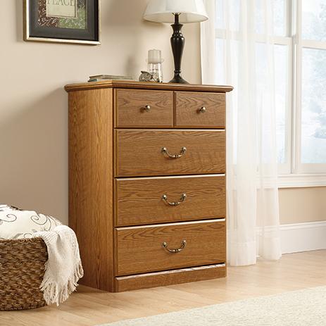 Orchard Hills 4 Drawer Chest 401291 Sauder Sauder Woodworking