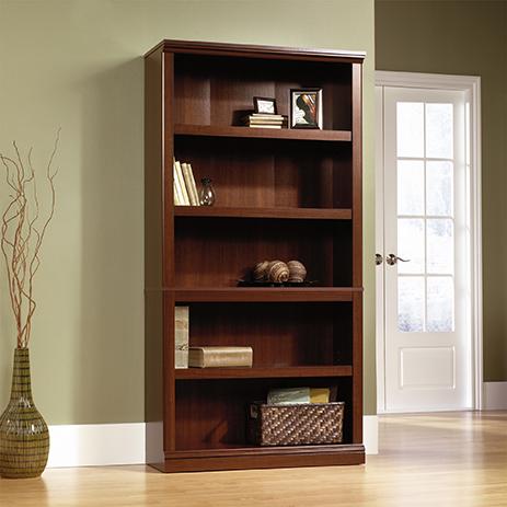 5 Shelf Bookcase 412835 Sauder