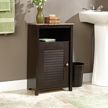 Sauder Bath Floor Cabinet 414031 Sauder Sauder Woodworking