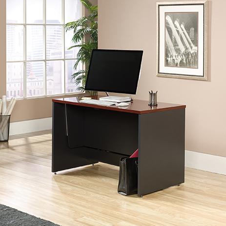 Via Collection Adjustable Standing Desk, Sauder Office Furniture Via Collection