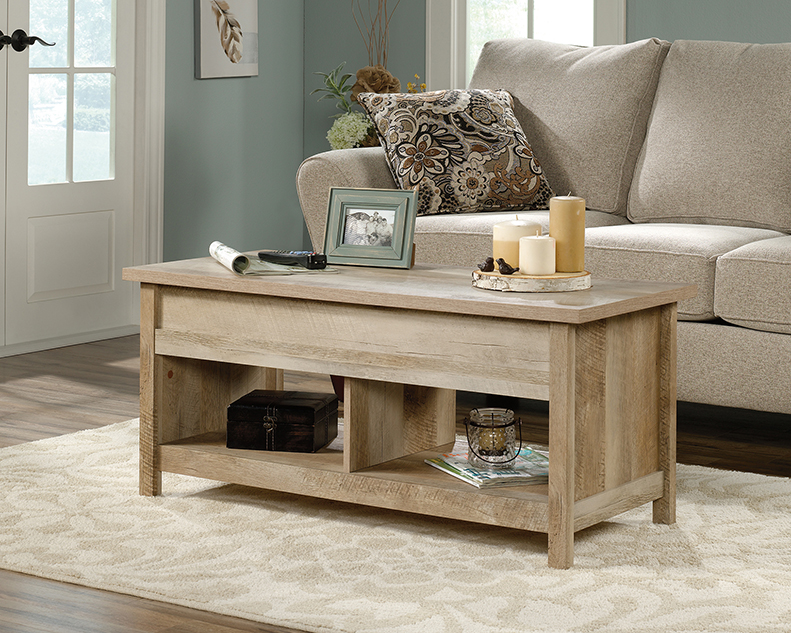 Swell Cannery Bridge Lift Top Coffee Table 420336 Sauder Ncnpc Chair Design For Home Ncnpcorg