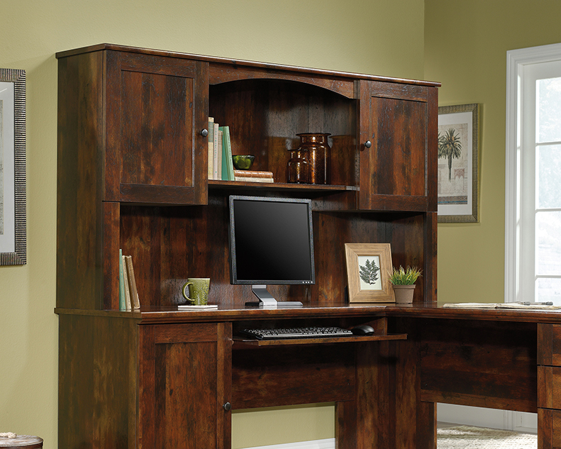 Sauder Hutch Desk   Item# 11361