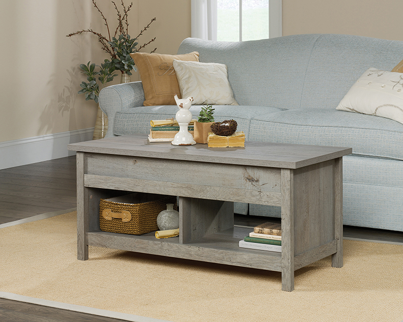 Swell Cannery Bridge Lift Top Coffee Table 422876 Sauder Ncnpc Chair Design For Home Ncnpcorg
